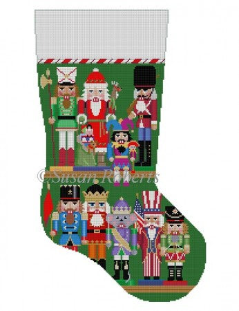 Nutcracker collection, stocking 3245