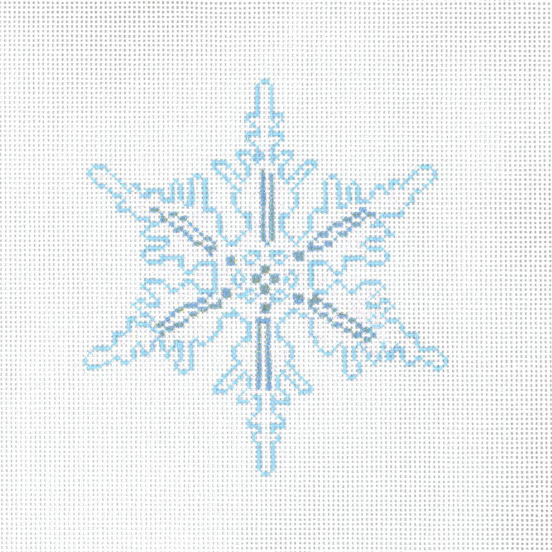 Ornament Snowflake (O-13) 18-837