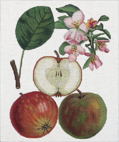 Vintage Fruit: Apples