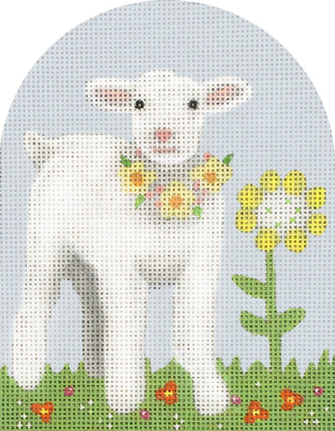 Easter Dome Babies: Baby Lamb