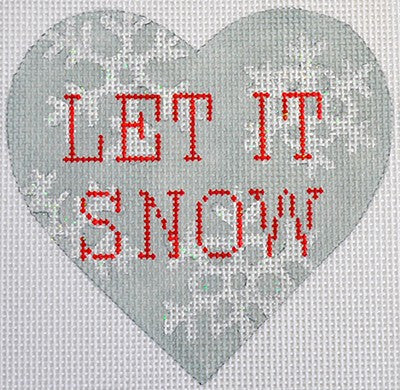 Let-it-snow Heart