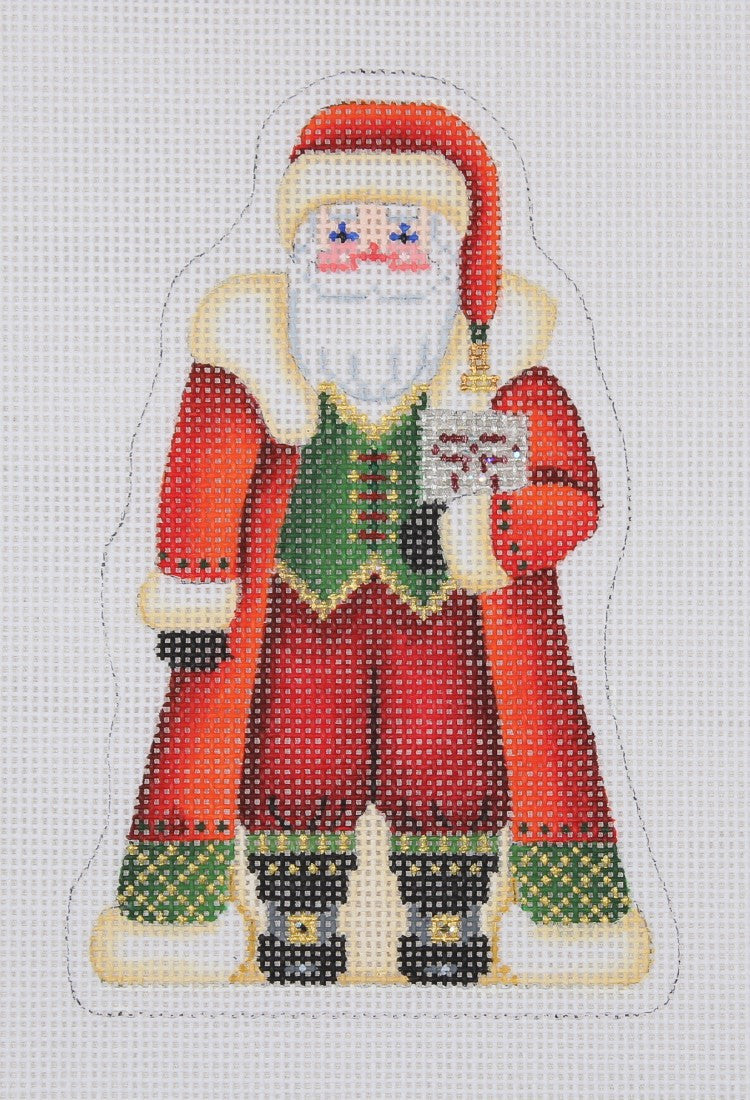 Christmas Ornament / Santa