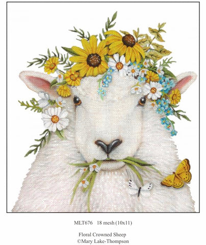 Flower Sheep