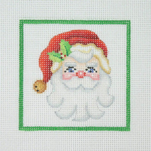 Christmas Ornament / Santa Face