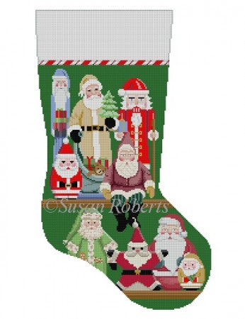 Santa Collection, stocking