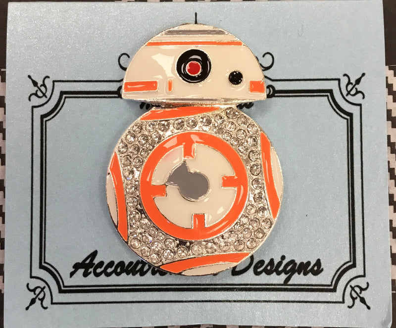 #95 BB-8 Droid Star Wars