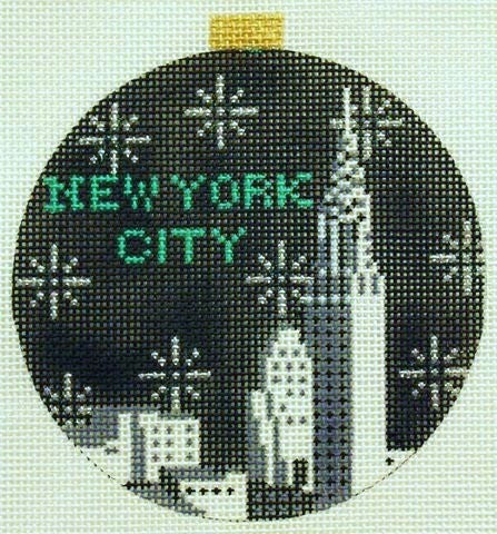 City Bauble- NYC Skyline