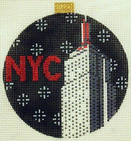 City Bauble- NYC Empire State