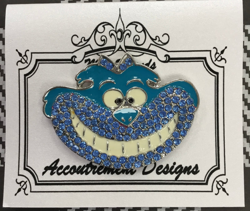 #84 Cheshire Cat Face