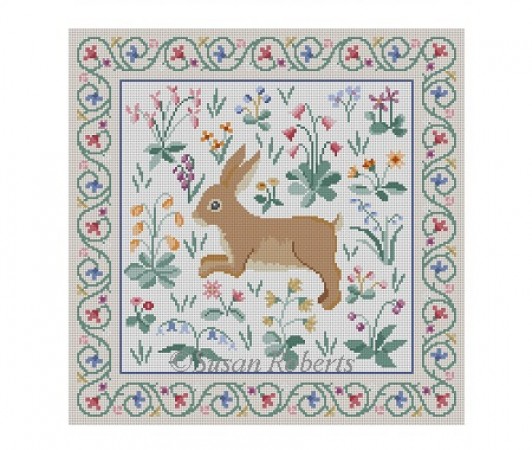 Cluny Rabbit 1026