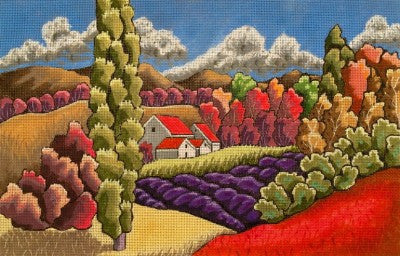 Secret Place - BeStitched Needlepoint