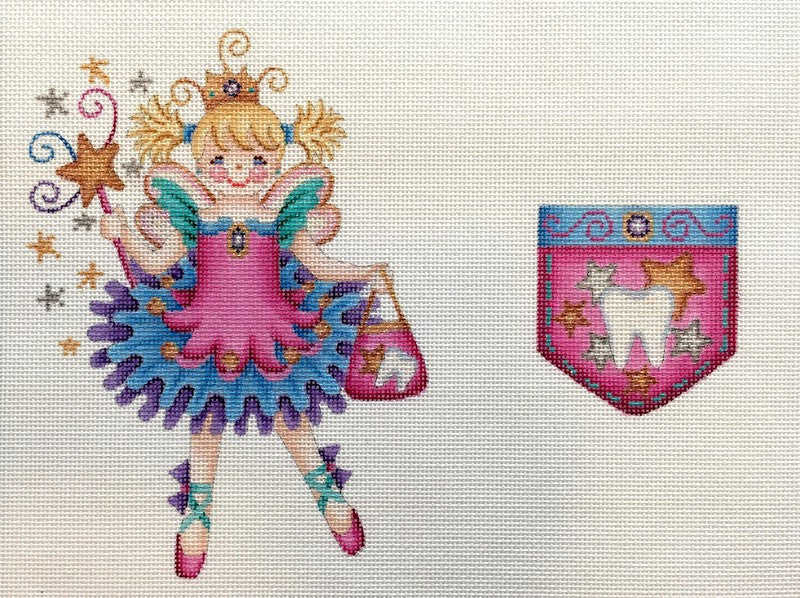 Tooth Fairy Pillow- Princess