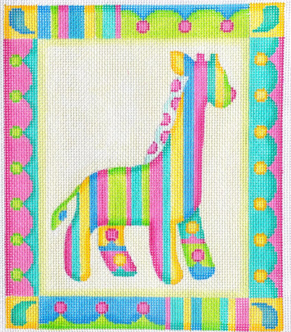 Baby Sign- Shapes- Giraffe