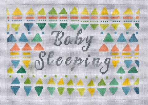 Baby Sleeping- Neutral
