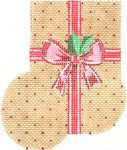 Christmas Package Mini Sock ab395
