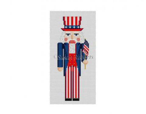 Uncle Sam Nutcracker,   4230