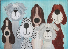 6 Whimsical Pups