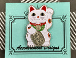 #13 Lucky Waving Cat