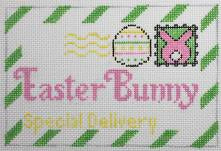 Mini Easter Bunny Letter