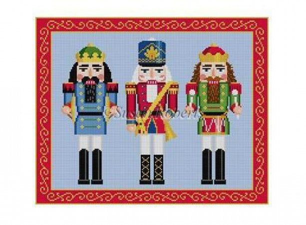 Nutcracker Trio  1025
