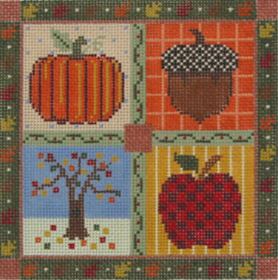 Fall Seasonal Square