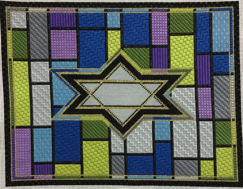 Stained Glass Tallis Bag