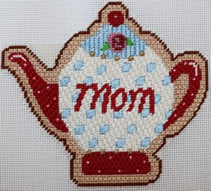 """Mother'S Day"" Tea Pot Cookie ab442"
