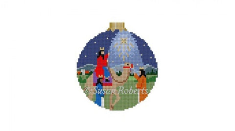 "Nativity, 3 Kings, 3"" round 7233"