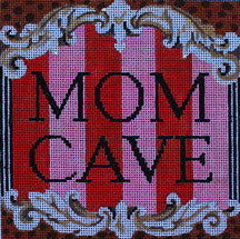 Mom Cave - BeStitched Needlepoint