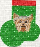 Yorkshire Terrier Mini Sock ab365