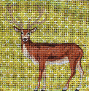 Deer - BeStitched Needlepoint