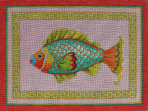 Fish - BeStitched Needlepoint