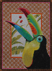 Toucan - BeStitched Needlepoint