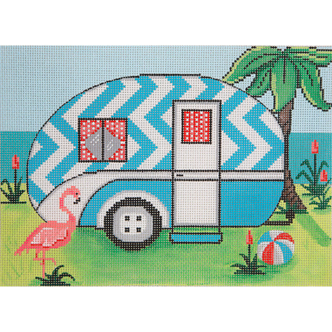Summer Travel Trailer