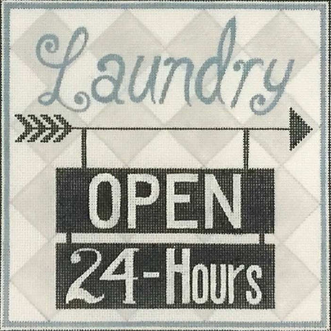 Laundry 24 Hours a Day