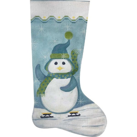 Chilly Penguin Stocking