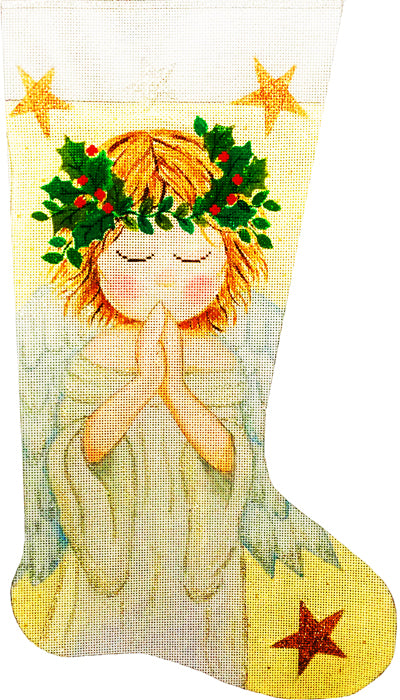 Praying Angel Stocking