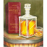 Aged Barrel Whiskey