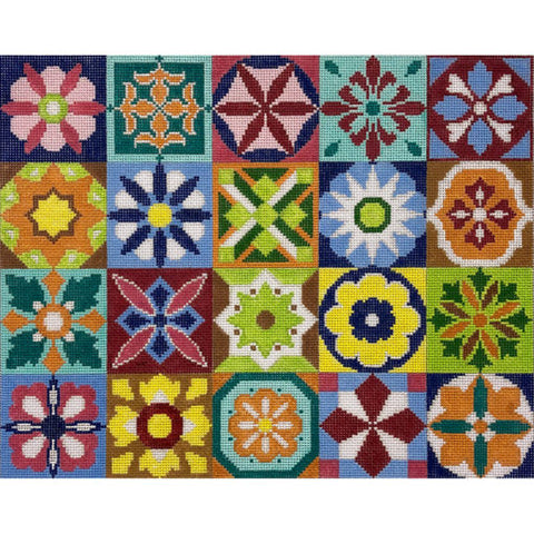 20 Square Patchwork