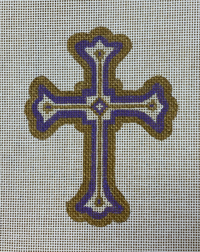 APRE03 Cross Purple