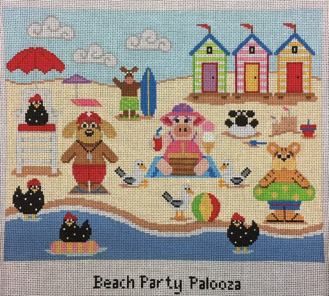 Beach Party Palooza