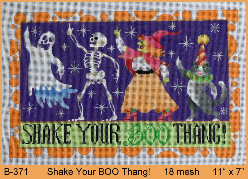 Shake Your Boo Thang Bestitched Needlepoint