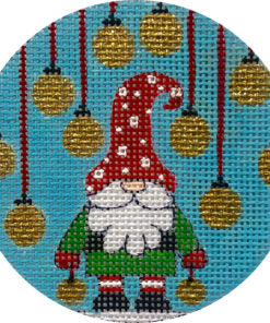 Gnome & Ornaments