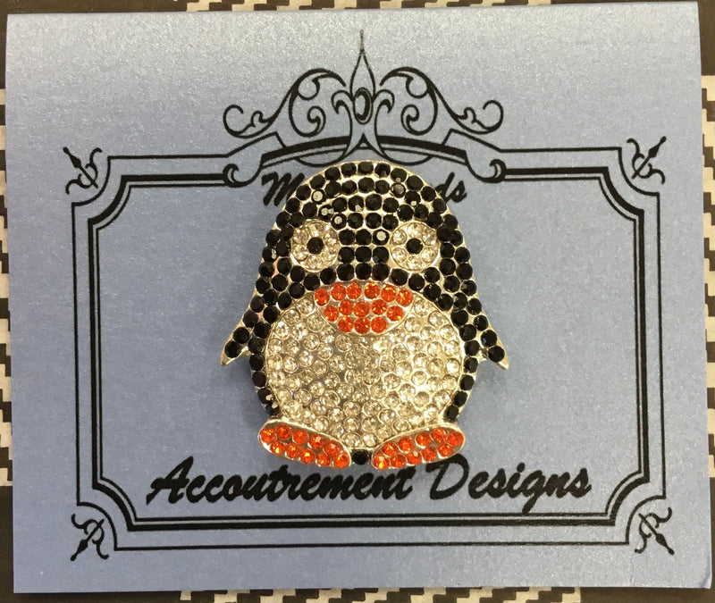 #76 Penguin Jeweled