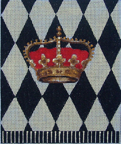 Crown - BeStitched Needlepoint