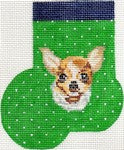 Chihuahua Mini Sock ab338