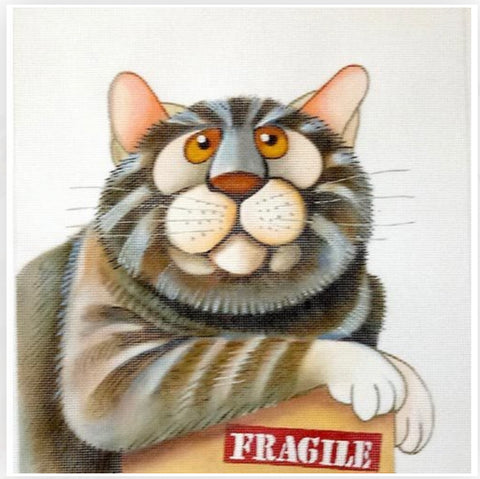 Fragile Cat 13/18