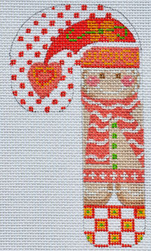 WTP-04 - Gingerbread Candy Cane