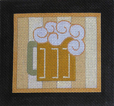 Beer - BeStitched Needlepoint