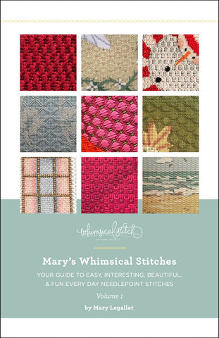 Mary's Whimsical Stitches Volume 1